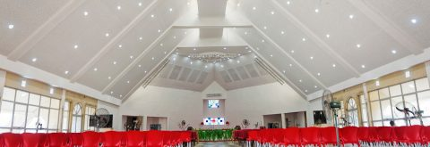 Chapel of Victory, Church Building Shagamu, Ogun State